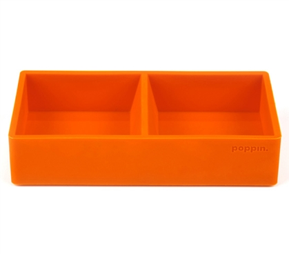 Soft This & That Tray - Orange Dorm Room Decor Dorm Essentials