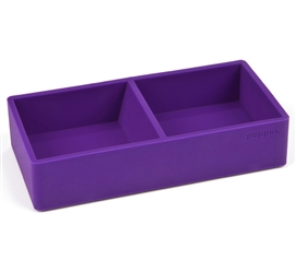 Soft This & That Tray - Purple College Supplies Must Have Dorm Items