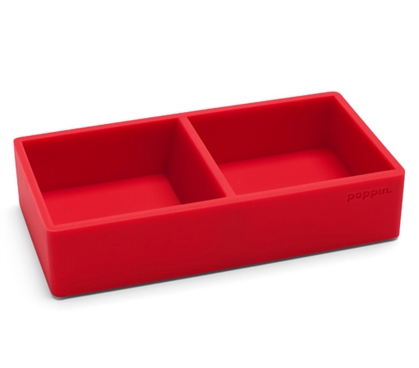 Soft This & That Tray - Red Dorm Essentials Dorm Organization Dorm Storage Solutions