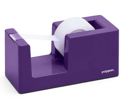 Tape Dispenser - Purple