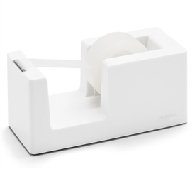 Tape Dispenser - White