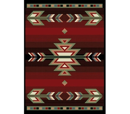Arizona College Dorm Room Rug Decorations for College