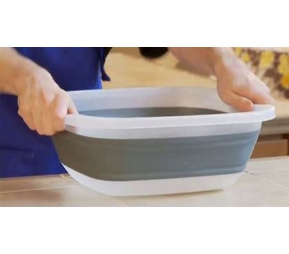 Collapsible Dish Washing Tub