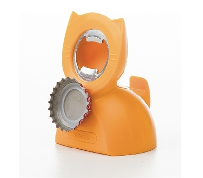 Kitty Cap 4-in-1 Opener College Supplies Must Have Dorm Items