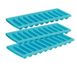 Ice Cube Bottle Trays - 3 Pack