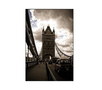 Tower Bridge London Dorm Room Poster Wall Decorations for Dorms College Wall Decor