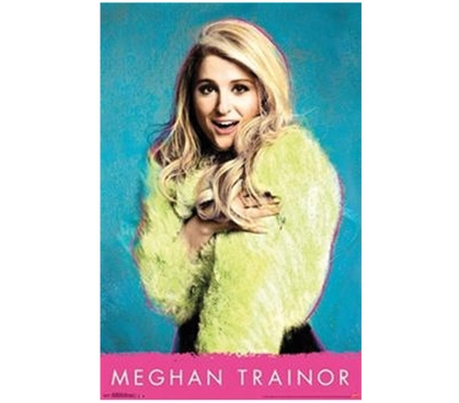 Meghan Trainor - Cover Poster