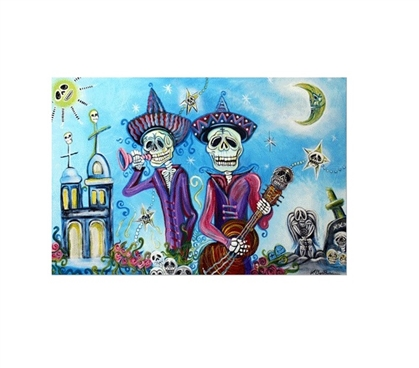 Secrets of the Mariachi College Poster Dorm Room Decorations Wall Decorations for Dorms