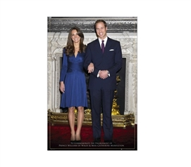 Royal Engagement Dorm Poster Dorm Wall Art Dorm Room Decorations
