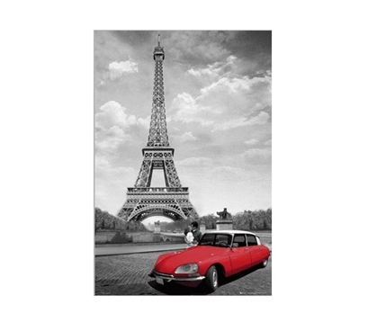 Paris Kiss Dorm Room Poster Wall Decorations for Dorms Must Have Dorm Items Cheap Dorm Decor