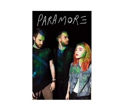 Paramore Album Dorm Poster Dorm Room Decorations Dorm Room Decor