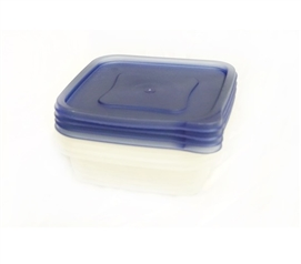 Plastic Storage Bowls (Set of 5) Dorm Essentials