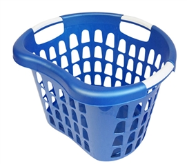 Ergonomic College Laundry Product - Hip Hugger Lunetta Laundry Basket