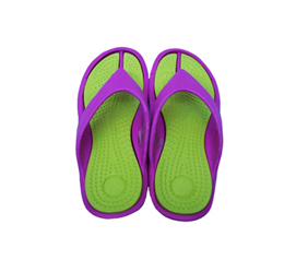 Cheap And Comfy - Girl's Traction Shower Sandals - Lime - College Product For Girls