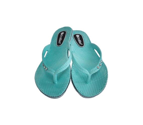 Seafoam Teal Chatties Shower Sandals Dorming Necessities