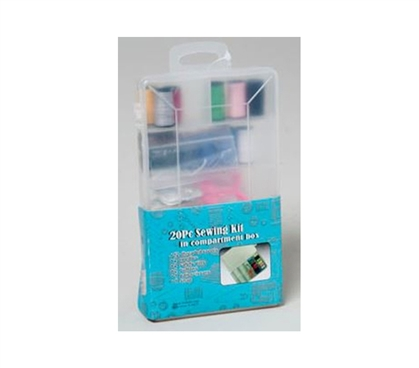 Sewing Kit For College - 20 Pieces