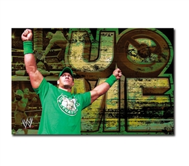 College Dorm Decor - WWE - Cena 12 Poster - Great For Wrestling Fans