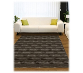 Wavy Colors Collegiate Dorm Room Rug College Decor