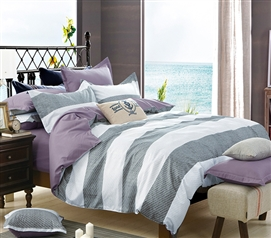 Orchid Frost Twin XL Comforter Dorm Bedding Dorm Essentials