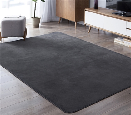 Beats The Cold Floor - Microfiber Dorm Rug - Comfy For Your Feet