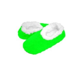 Dorm Snoozies - Neon Bright Green