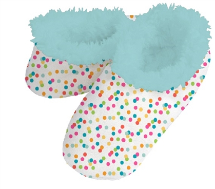 Dorm Snoozies - Confetti Dot Dorm Essentials