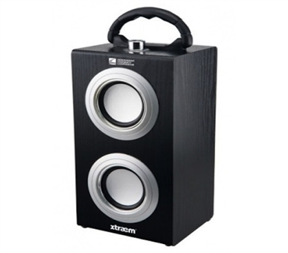 Soundbox Portable Amplified College Dorm Speaker