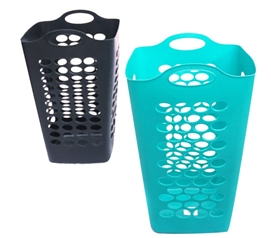 Flexible Square Hamper Dorm Necessities Dorm Laundry Hamper