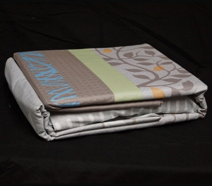 Morrosoto Twin XL Sheet Set - College Ave Designer Series Dorm Essentials