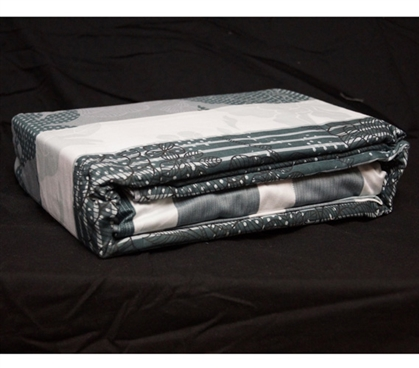 Riviera Twin XL Sheet Set - College Ave Designer Series Dorm Essentials