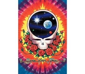 Great For Fans Of The Dead - The Grateful Dead - Crying Skull - Cheap Poster For College