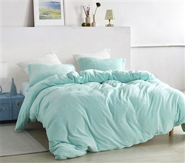 Coma Inducer Twin XL Duvet Cover - Touchy Feely - Aruba