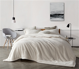 Coma Inducer Twin XL Comforter - The Napper - Jet Stream