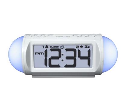 All Around Student Alarm Clock Sound Machine Mood Light
