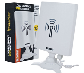 Great For When Internet Goes Down - Internet Hot Spot - WiFi Antenna (Gets You Online) - Cool Dorm Item