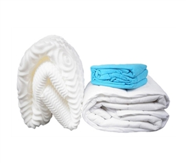 Top 3 Dorm Bedding Necessities Package - The Basics