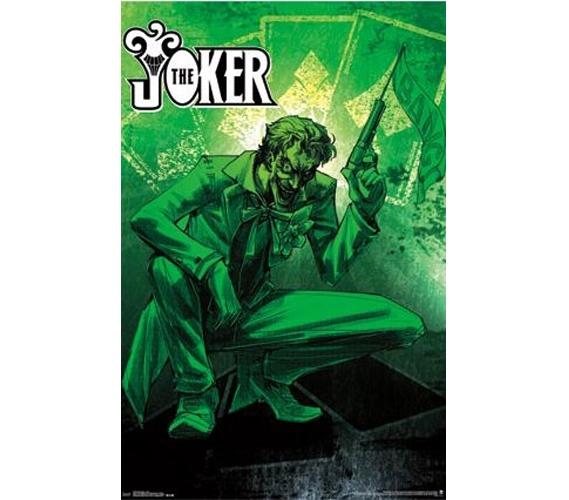 Fluorescent Joker Poster College Wall Decor Buy Supplies