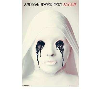 Dorm Essentials - American Horror Story - Asylum Poster - Best Decor For Dorms