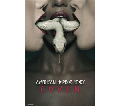 College Decorations - American Horror Story - Coven Poster - Best Posters For College