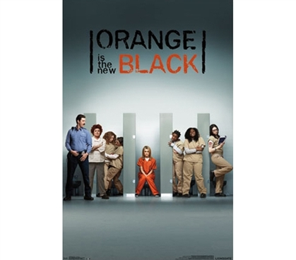 Shop For College - Orange Is The New Black Poster - Decorate Your Dorm Room