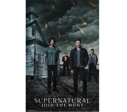 Supernatural Church Poster