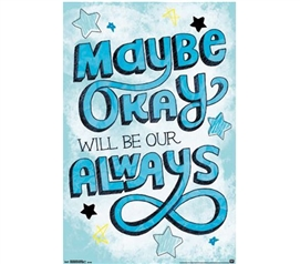 Dorm Must-Haves - Fault in Our Stars - Our Always Poster - Shop For College