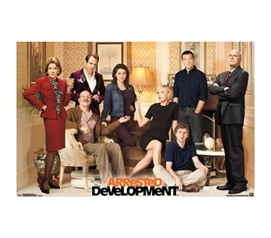 Best Supplies For College - Arrested Development - Group Poster - Decor For Dorms