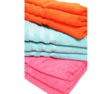 College Supplies Towel Set - Plush Brights