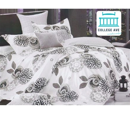 Extra Long Comforter Stencil Pattern