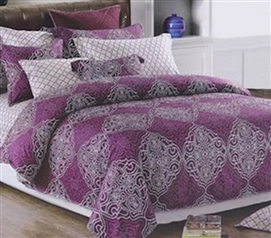 Designer Comforter Set Dorm Bedding for Girls Compose Twin XL Dorm Room Comforter Set