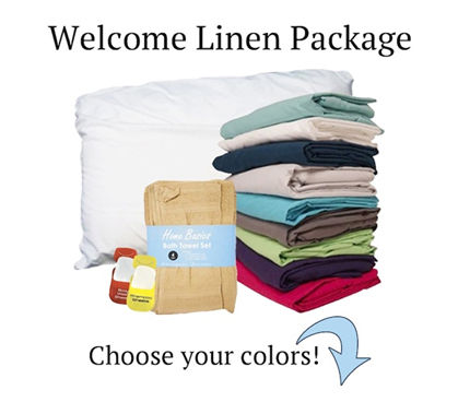 Welcome Linen Package