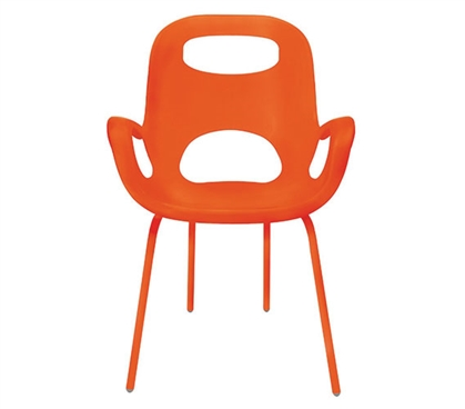 Dorm Chair - Orange