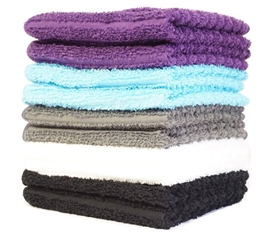 Super-Dry USA Cotton Washcloth (2-Pack) Dorm Essentials College Supplies Must Have Dorm Items