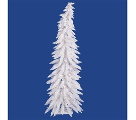 Holiday Dorm Room Decorations White Whimsical Laser Dorm Christmas Tree